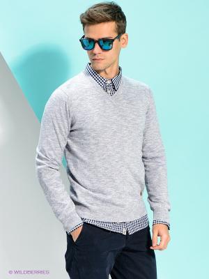 Пуловер PEPE JEANS LONDON. Цвет: голубой