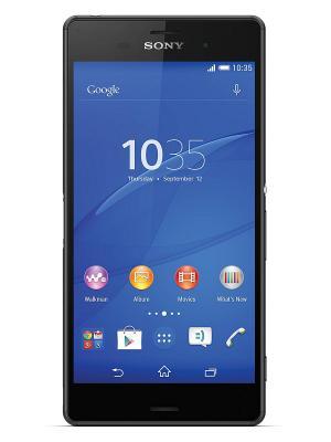 Смартфон Sony D6633 Xperia Z3 Dual 4G. Цвет: черный