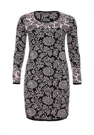 Платье Milana Style. Цвет: розовый