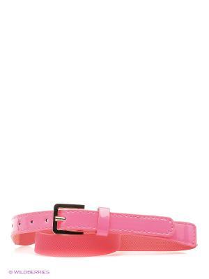 Ремень Calipso. Цвет: розовый