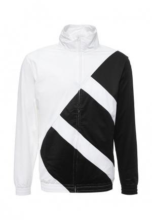 Олимпийка adidas Originals. Цвет: белый