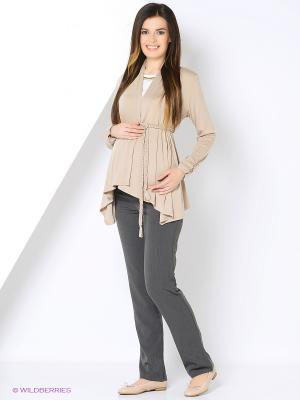 Жакет для беременных FEST. Цвет: бежевый