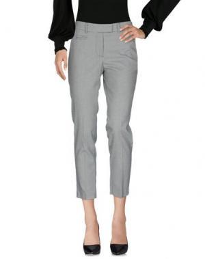 Повседневные брюки HOPPER. Цвет: белый