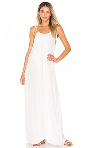 Платье bellmer Indah. Цвет: белый