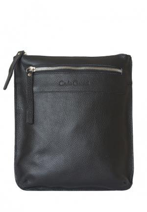 Сумка Carlo Gattini. Цвет: черный
