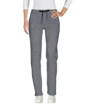 Повседневные брюки BACI RUBATI. Цвет: светло-серый