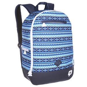 Рюкзак городской  Scalp Navy TrueSpin. Цвет: белый,синий