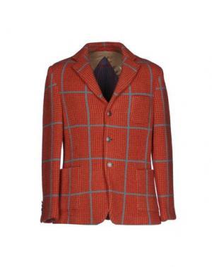 Пиджак Mc RITCHIE. Цвет: красный