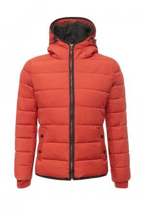 Куртка утепленная Bruebeck. Цвет: оранжевый
