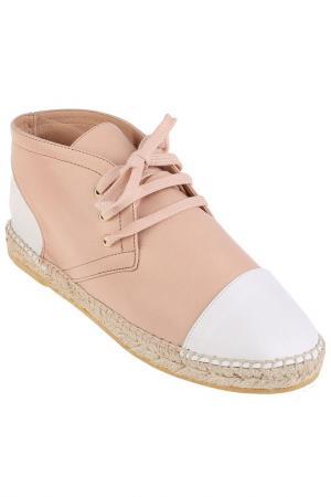 Ботинки Kanna. Цвет: pink