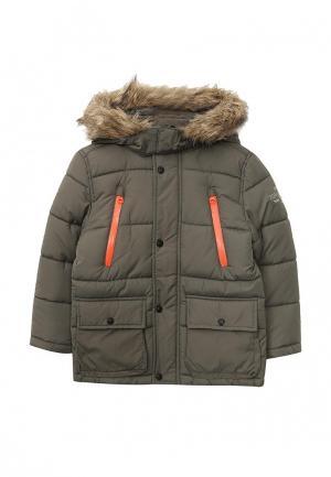 Куртка Tom Tailor. Цвет: хаки