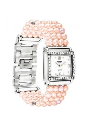 Часы 181705 Nasonpearl. Цвет: розовый