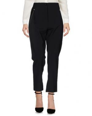 Повседневные брюки SILENT DAMIR DOMA. Цвет: черный