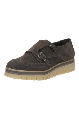 Ботинки Repo. Цвет: коричневый