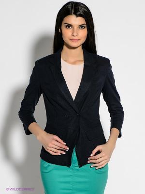 Пиджак Baon. Цвет: темно-синий