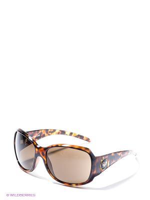 Солнцезащитные очки ROXY. Цвет: коричневый