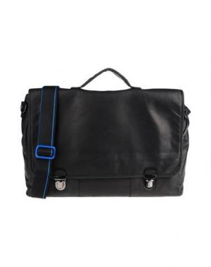 Деловые сумки GABS. Цвет: черный