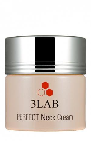 Идеальный крем для шеи 3LAB. Цвет: бесцветный