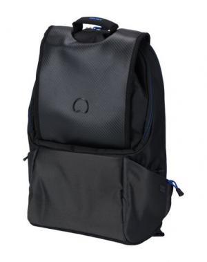 Рюкзаки и сумки на пояс DELSEY. Цвет: стальной серый