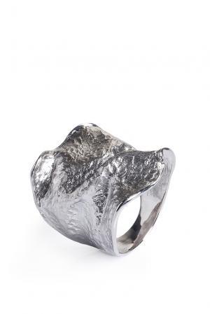 Кольцо 170414 Magie Preziose. Цвет: серый