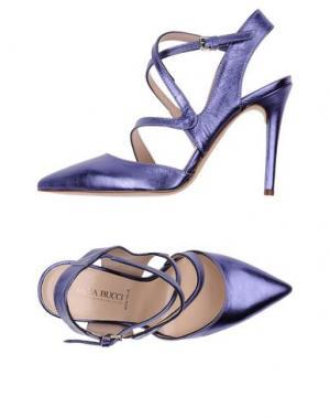 Туфли ELIANA BUCCI. Цвет: фиолетовый