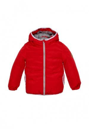Куртка утепленная Zukka. Цвет: красный