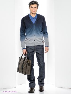 Джинсы Bogner Jeans. Цвет: темно-синий