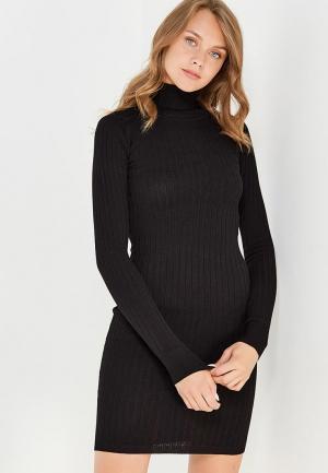 Платье Bestia. Цвет: черный