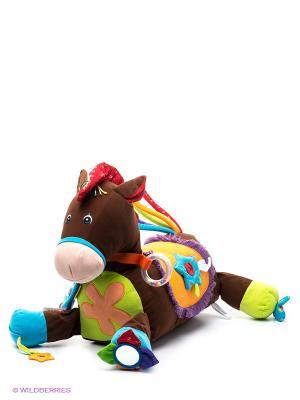 Игровой центр Пони Тони K'S Kids. Цвет: коричневый, голубой, зеленый, красный
