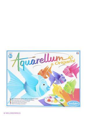Набор для творчества Рыбки SENTOSPHERE. Цвет: голубой, розовый, желтый, белый, зеленый