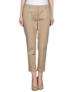 Повседневные брюки ARGONNE. Цвет: бежевый