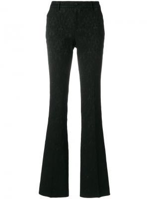 Расклешенные брюки Pt01. Цвет: чёрный