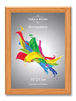 Фоторамка 15х21 №455 Tabula Rossa. Цвет: светло-оранжевый