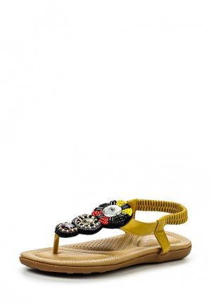 Сандалии Sweet Shoes. Цвет: разноцветный