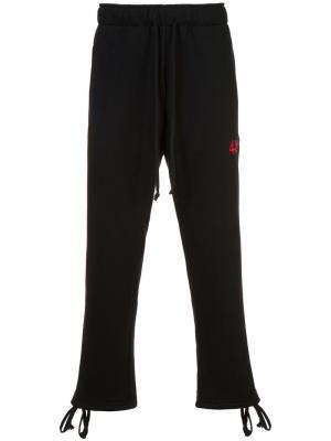 Спортивные брюки 424 Fairfax. Цвет: чёрный