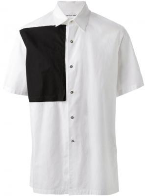 Рубашки Tillmann Lauterbach. Цвет: белый