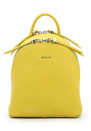 Рюкзак Palio. Цвет: желтый