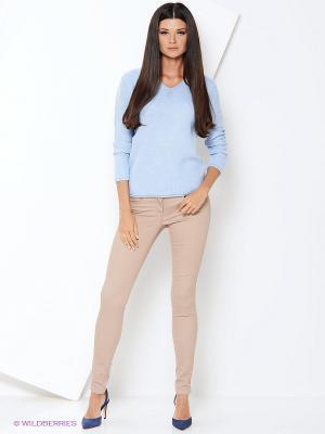 Пуловер Vis-a-vis. Цвет: голубой