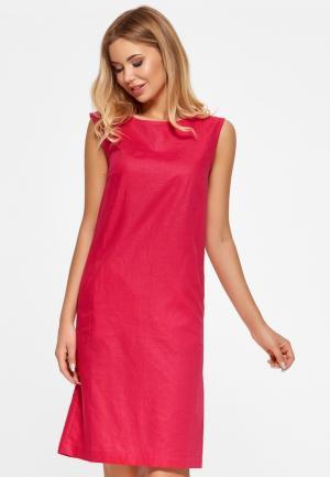 Платье SoloU. Цвет: розовый