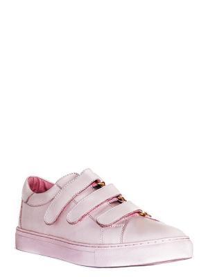 Кеды MILANA. Цвет: розовый