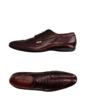 Обувь на шнурках GUARDIANI DRIVE. Цвет: какао