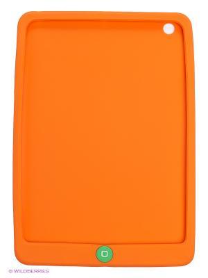 Чехол для iPad mini Color (оранжевый) Kawaii Factory. Цвет: оранжевый