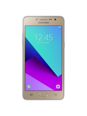 Смартфон Samsung Galaxy J2 Prime 8 ГБ золотистый. Цвет: золотистый