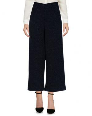 Повседневные брюки PIERRE MANTOUX. Цвет: темно-синий