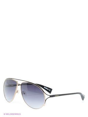 Солнцезащитные очки BLD 1407 202 Baldinini. Цвет: золотистый, фиолетовый