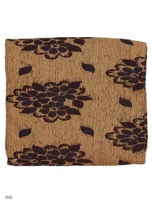 Гобеленовое покрывало ЛЮКС, 150*200 Dorothy's Нome. Цвет: антрацитовый, темно-коричневый