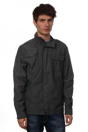 Ветровка  Lennox Jacket Grey Ezekiel. Цвет: серый