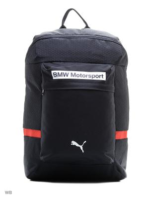 Рюкзак BMW Motorsport Backpack Puma. Цвет: синий