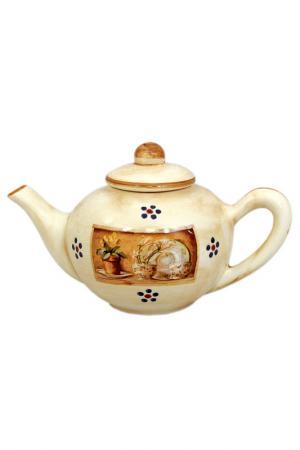 Чайник Кантри 0,65 л LCS. Цвет: мультицвет