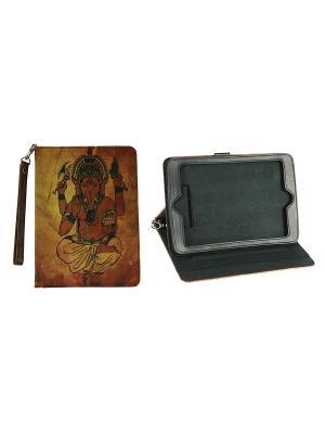 Чехол Ганеша для планшета iPad mini Русские подарки. Цвет: коричневый